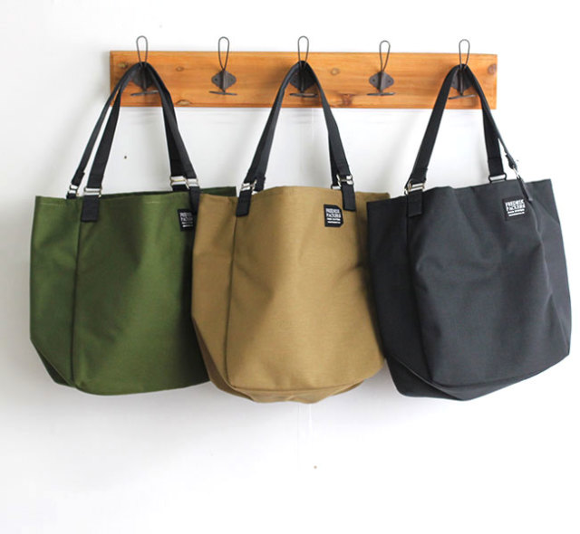 FREDRIK PACKERS フレドリックパッカーズ 1000D MISSION TOTE S ミッショントートS