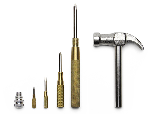 GAM Hammers And Screw Drivers