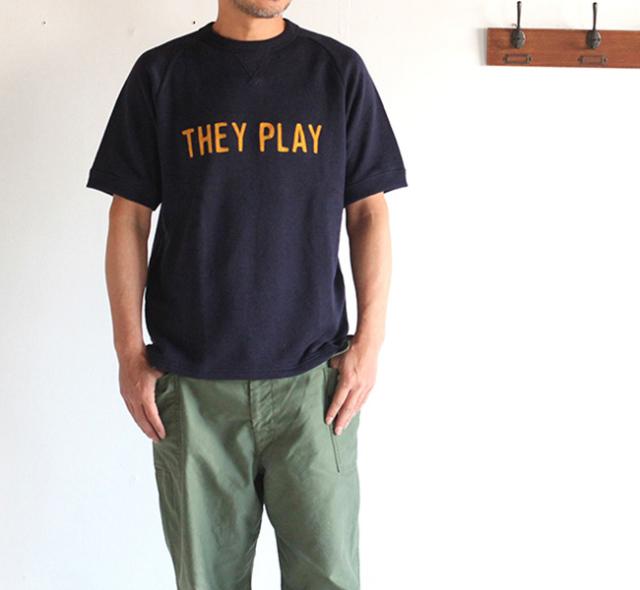 SALE40%//Jackman ジャックマン  JM7921 Short sleeved sweat shirts 半袖スウェットシャツ