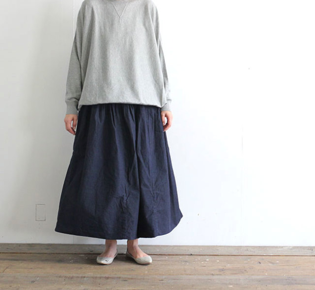 ordinary fits オーディナリーフィッツ レディース デニム ボールスカート ワンウォッシュ BALL SKIRT ONE WASH OF-K011OW