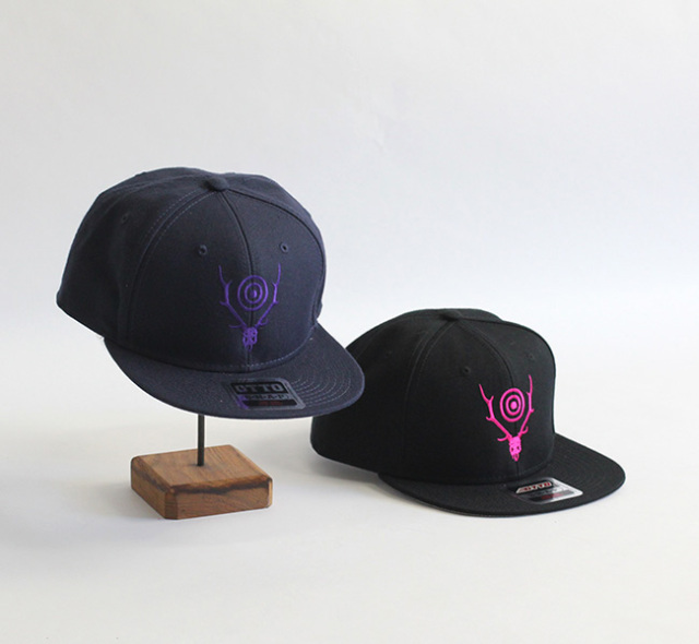 SOUTH2 WEST8 サウスツーウエストエイト BASEBALL CAP - S&T EMB. JO717
