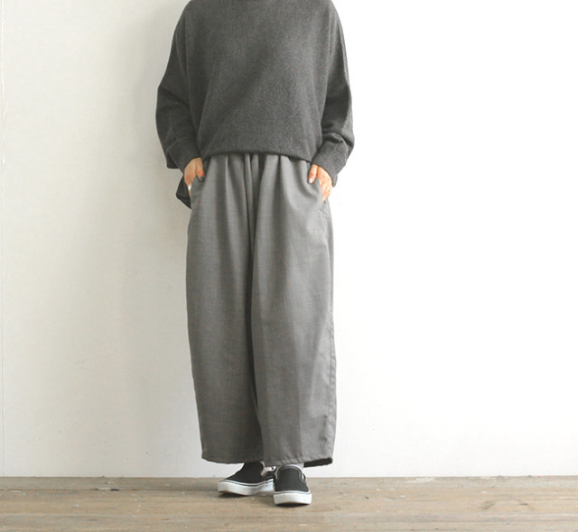 ordinary fits オーディナリーフィッツ ボールパンツ ウール BALL PANTS WOOL OF-P089