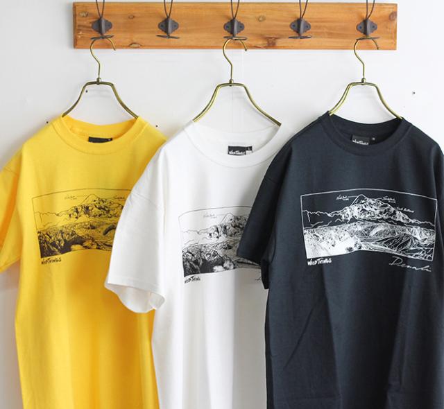 SALE40%OFF WILD THINGS ワイルド シングス  Denali WT19032H Tシャツ
