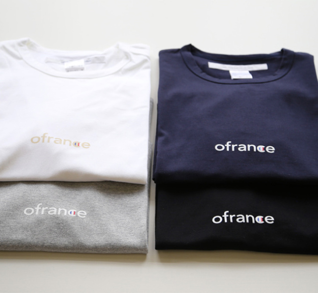 EEL Products イール プロダクツ OFRANCE Tシャツ