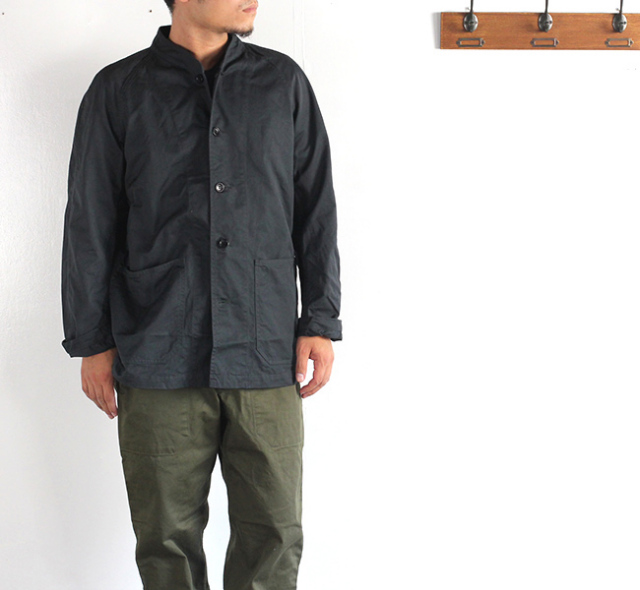 SALE40%OFF ordinary fits オーディナリーフィッツ TOBY カバーオールジャケット
