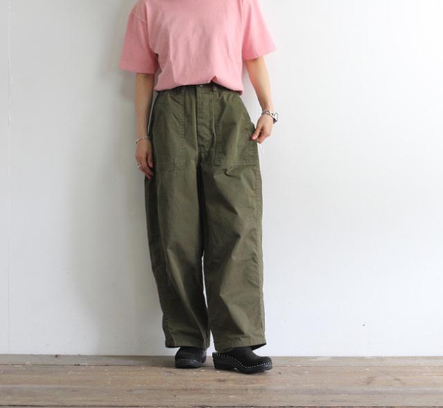 ordinary fits オーディナリーフィッツ ジェームスパンツ JAMES PANTS OF-P082