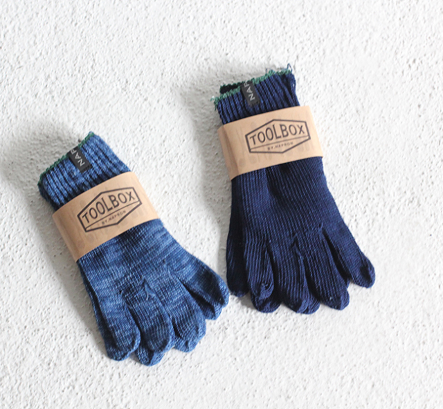 NAPRON ナプロン DENIM GUNTE 5SET