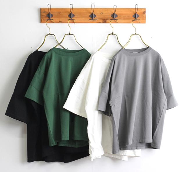 SALE20%OFF ordinary fits オーディナリーフィッツ ユニセックス クルーTシャツ OF-C001