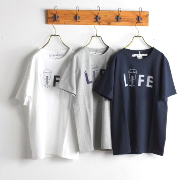 EEL Products イール プロダクツ LIFE Tシャツ
