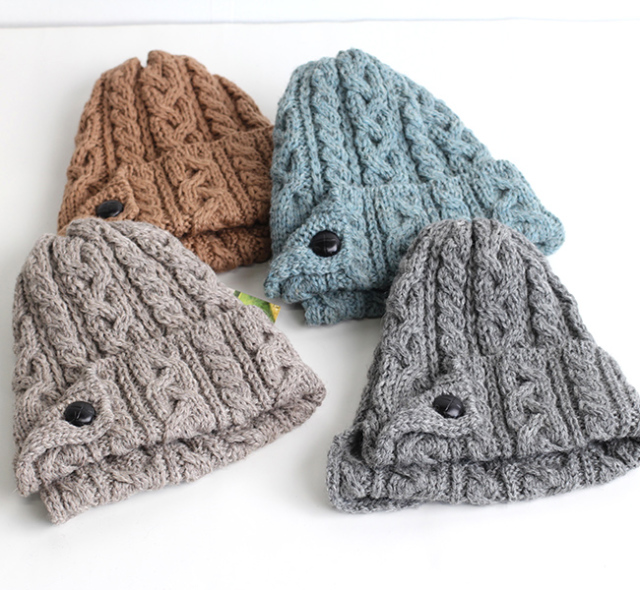 ランド ニット 帽 ハイ ニット帽はスキーに必需品!スキーのニット帽おすすめ10選!