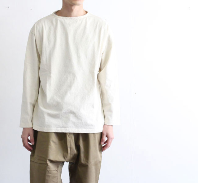 EEL Products イール プロダクツ ROUGH BOATNECK