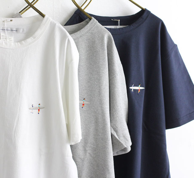 EEL Products イール プロダクツ NEVER ENDING SUMMER Tシャツ