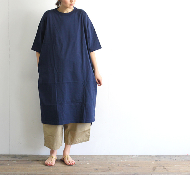 SALE20%OFF ordinary fits オーディナリーフィッツ ビーエス スワンピース BS ONEPIECE OF-C010