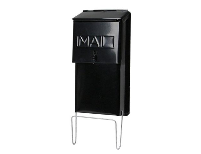 Economy Vertical Wall Mount Mailbox – Top Slot  エコノミー バーティカル ウォール マウント メールボックス トップ スロット