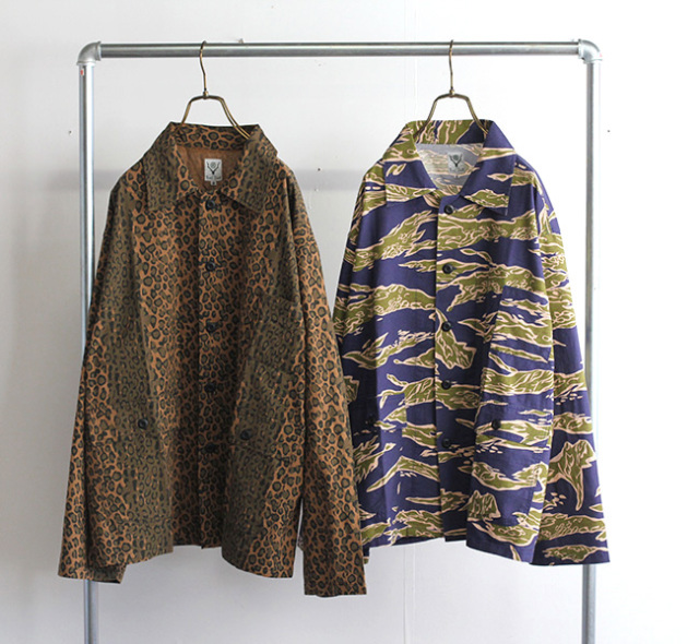SOUTH2 WEST8 サウスツーウエストエイト HUNTING SHIRT - FLANNEL PT. JO800