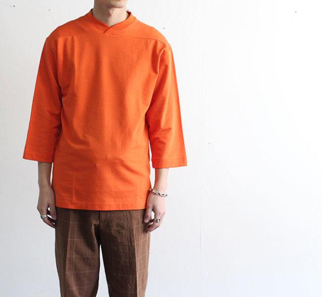 キャプテンサンシャイン KAPTAIN SUNSHINE フットボールシャツ KS20SCS03