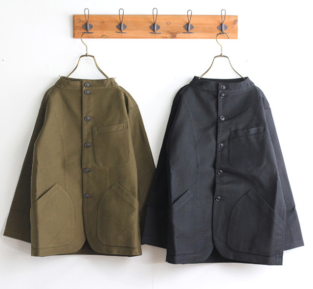SALE40% nisica ニシカ ガンジージャケット NIS-936