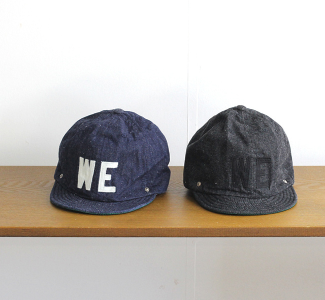 DECHO × EBETTS FIELD DEEF-01 NEGRO BALL CAP -WE- ニグロ ボールキャップ
