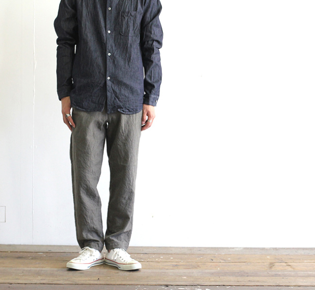 SALE40%OFF ordinary fits オーディナリーフィッツ イージーパンツ ウール EASY PANTS WOOL OF-P037