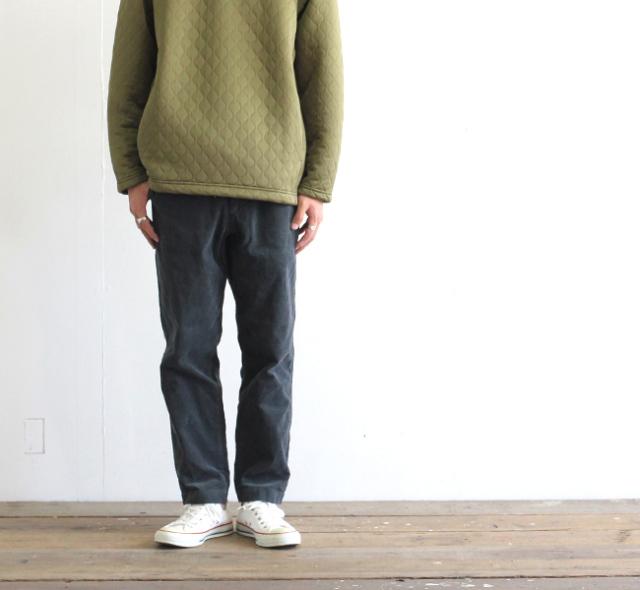ordinary fits オーディナリーフィッツ イージーパンツ コーデユロイ EASY PANTS corduroy OF-P035