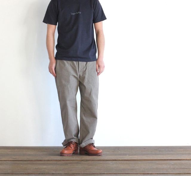 SALE40%OFF ordinary fits オーディナリーフィッツ RUGBY PANTS ラグビーパンツ OM-P105