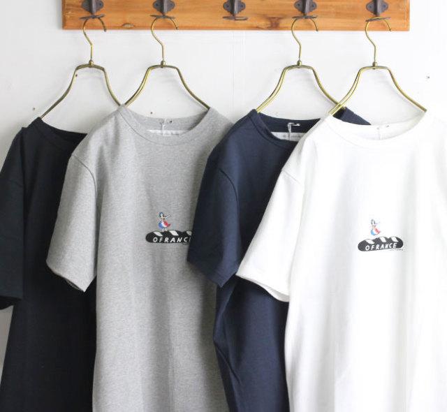 EEL Products イール プロダクツ OFRANCE × tupera tupera オフランス オフラダンス Tシャツ