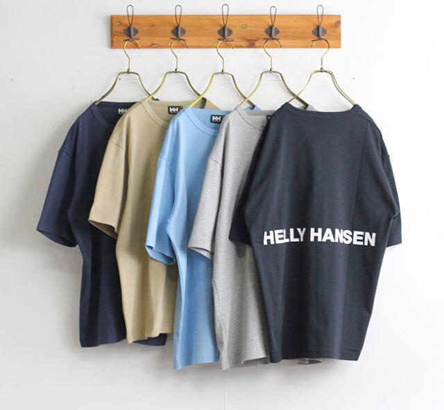 SALE20%OFF HELLY HANSEN ヘリーハンセン ショートスリーブバックロゴティー メンズ  S/S Back Logo Tee HE62029