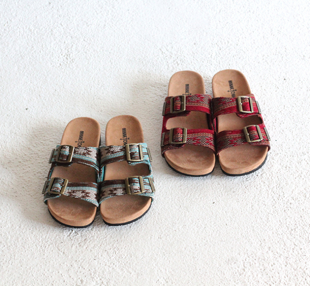SALE40%  MINNETONKA MOCCASIN GYPSY サンダル