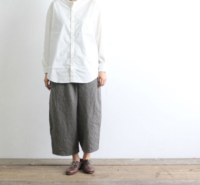 SALE40%OFF ordinary fits オーディナリーフィッツ ボールパンツ ウール BALL PANTS WOOL OF-P038