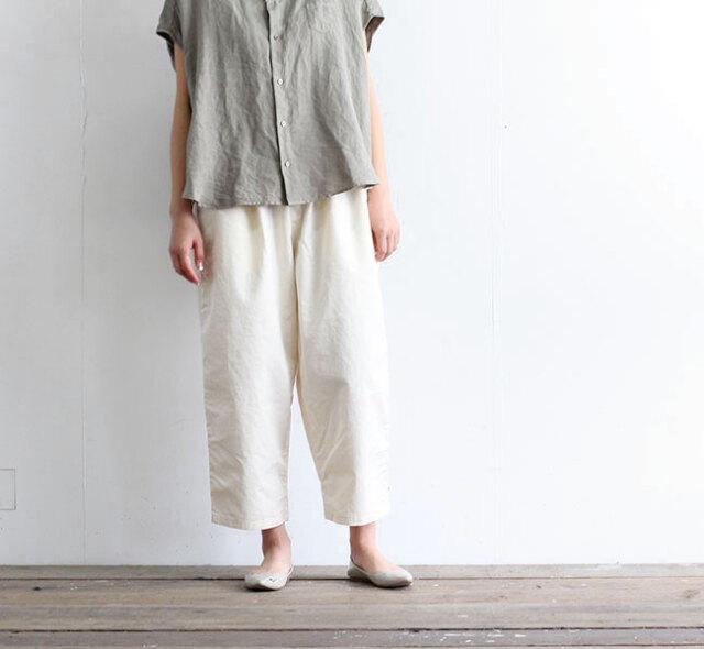 ordinary fits オーディナリーフィッツ レディースナロ-ボールパンツ NARROW BALL PANTS OF-P052