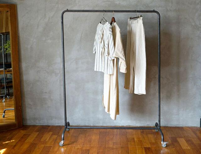 a depeche iron hanging stand L アイアン ハンギングスタンド L【10月入荷予約】