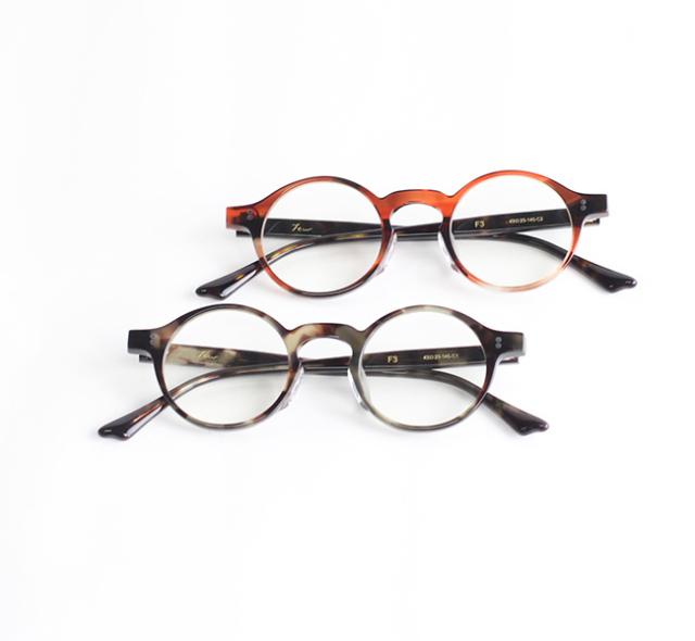 FEW by NEW. ニュー F3    (旧 NEWMAN ニューマン ) 眼鏡