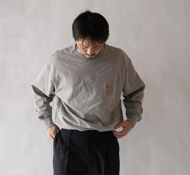 EEL Products イール プロダクツ  黄昏サンデー L/S E-21587 カットソー