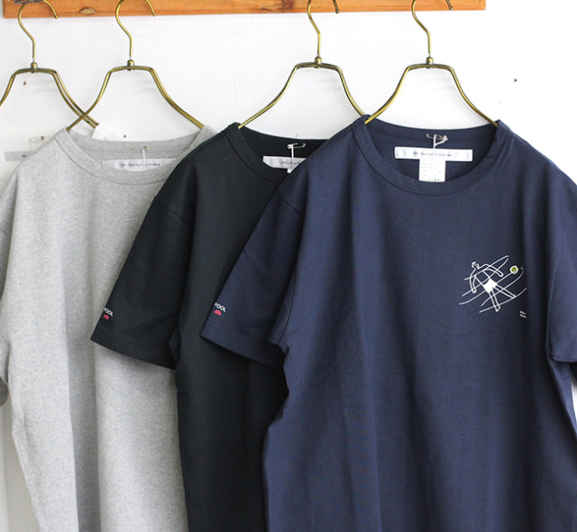 EEL Products イール プロダクツ NIGHT POOL×ヒラノトシユキ Tシャツ