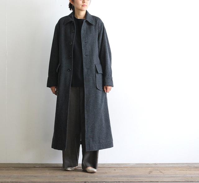 ironari イロナリ  by EEL ツヅル コート
