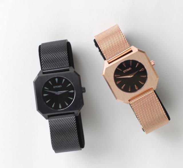 KYOMO WATCH  Premiere Collection Milanese  MESH BELT 腕時計
