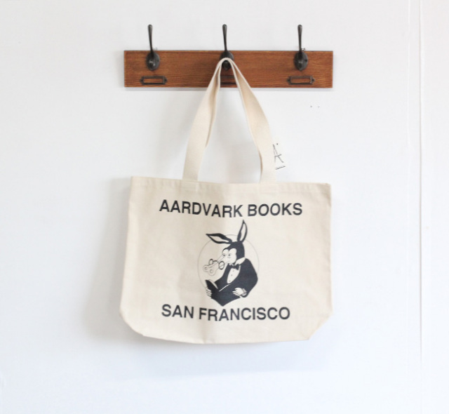 AARDVARK BOOKS TOTE BAG ブック トート