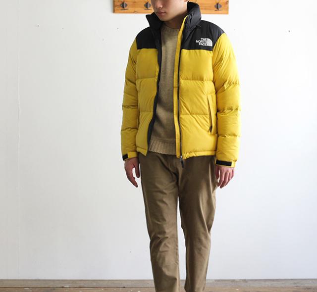 ザ・ノース・フェイス THE NORTH FACE  ヌプシジャケット メンズ  Nuptse Jacket ND91841 3カラー
