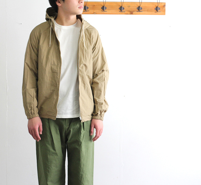 ordinary fits オーディナリーフィッツ DAY PARKA OF-J008 デイパーカー