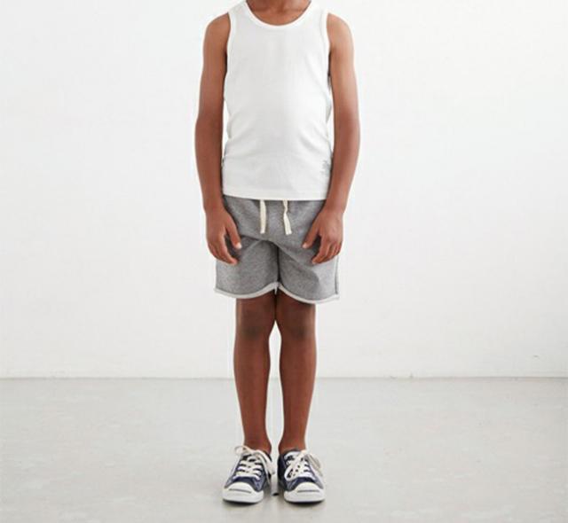 SALE30%OFF SMOOTHY スムージー 子供服 SWカットオフショーツ 17PT-08