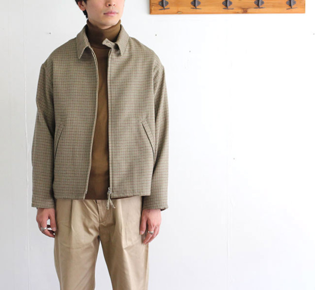 キャプテンサンシャイン KAPTAIN SUNSHINE Sports Jacket KS9FJK06