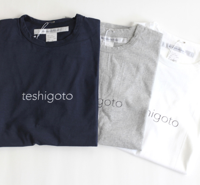 EEL Products Tシャツ TESHIGOTO×小池アミイゴ