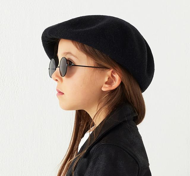SMOOTHY スムージー 子供服   ベレー帽 18ac-13