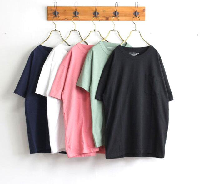 SALE40%OFF HIGH STANDARD 8.5オンス ポケット ショートスリーブTシャツ