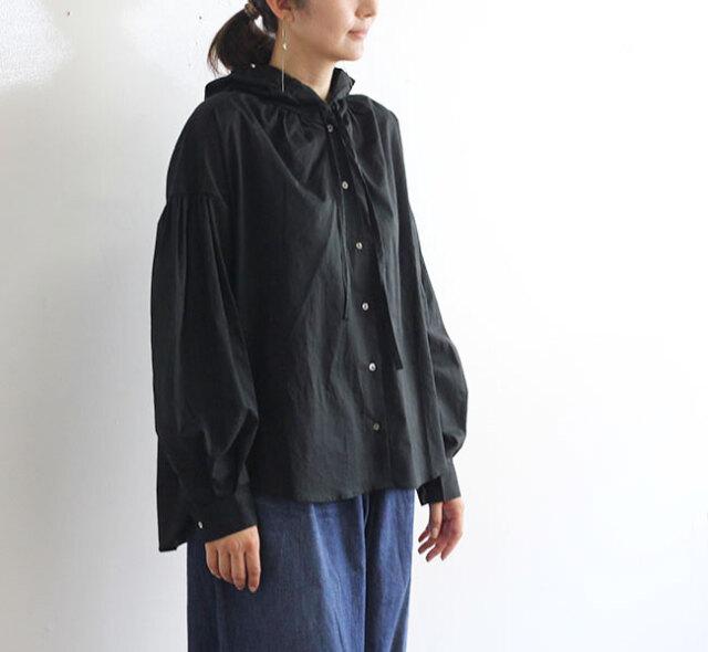 mizuiro-ind  ミズイロインド フード付きシャツ 3-238785