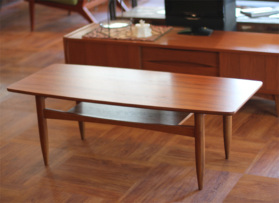 ONE LITTLE DESIGN  /OLH  WOOD LOW TABLE