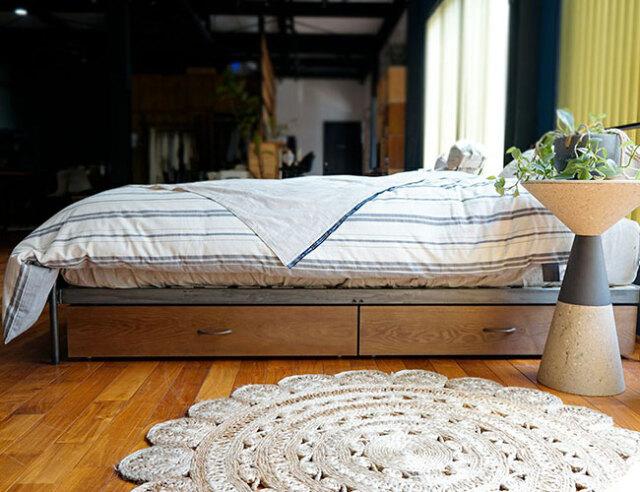 a depeche socph bed option drawer ソコフ ベッドオプションドロワー