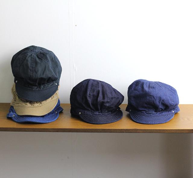 DECHO デコ  BIKERS CAP バイカーズキャップ D-02
