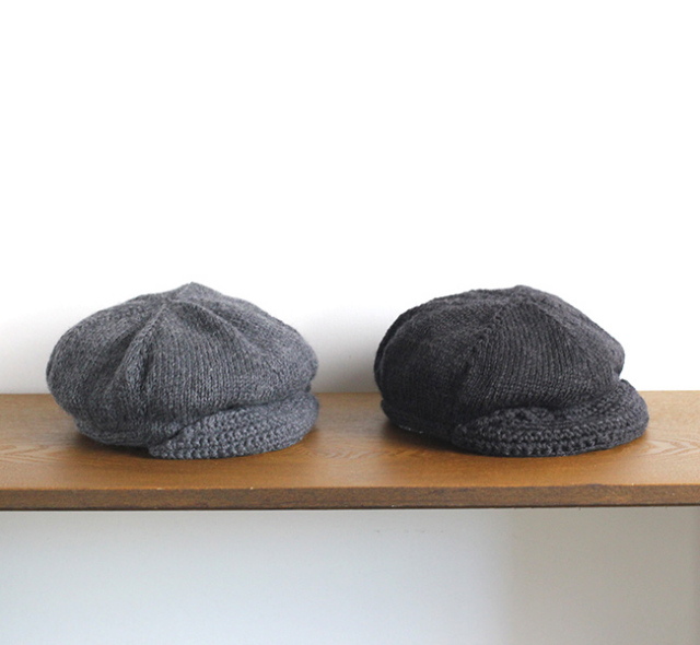 SALE50%OFF DECHO デコ  HUNTING HAND KNIT