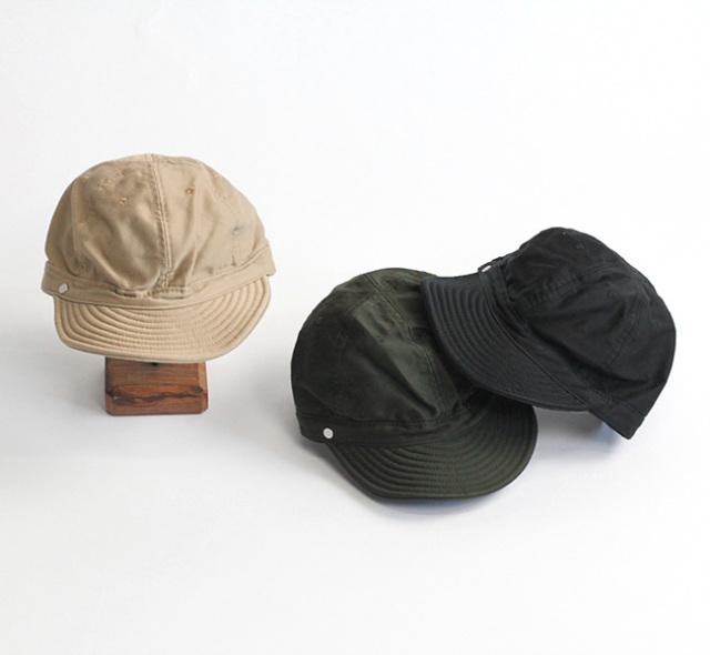 DECHO デコ モールスキンコメキャップ KOME CAP 8-6AD21